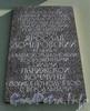 Английская наб., д. 32. Мемориальная доска Я. Домбровскому. Фото июнь 2010 г.