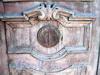 Английская наб., д. 34. Левая парадная дверь. Фото июнь 2010 г.