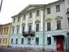 Английская наб., д. 52. Фасад здания. Фото август 2003 г.