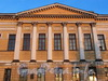 Английская наб., д. 56. Здание Английской церкви. Фрагмент фасада здания. Фото июнь 2010 г.