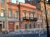 Английская наб., д. 66. Фасад здания. Фото июнь 2010 г.