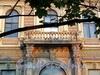 Английская наб., д. 68. Балкон портика. Фото июнь 2010 г.