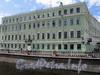 Наб. канала Грибоедова, д. 23 / Казанская пл., д. 3. Общий вид. Фото июнь 2010 г.