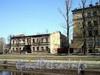 Наб. реки Пряжки, д. 2. Особняк А.Б. Фитингофа до сноса. Фото 2004-2005 гг. (с сайта karpovka.net)