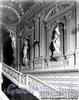 Английская наб., д. 28. Дворец великого князя Андрея Владимировича. Лепные украшения на лестнице. Фото ателье Буллы. 1913 г. (из архива ЦГАКФФД)