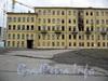 Свердловская наб., д. 58, лит. А. Фрагмент фасада. Фото апрель 2009 г.