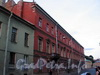 Наб. Ново-Адмиралтейского канала, д. 4 / Галерная ул., д. 77. Фасад по набережной. Фото июнь 2010 г.