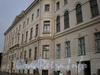 Дворцовая наб., д. 2. Дворец принца А. П. Ольденбургского. Университет культуры и искусств. Фасад здания. Фото июнь 2009 г.