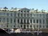 Дворцовая наб., д. 10. Особняк А.П. Гагариной (доходный дом Н.П. Жеребцовой). Фрагмент фасада. Фото июнь 2010 г.