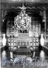 Дворцовая наб., д. 18. Дворец великого князя Михаила Николаевича. Столовая. Фото ателье Буллы. 1903 г. (из архива ЦГАКФФД)