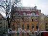 Наб. Мартынова, д. 10. Фасад по Кемской улице. Фото декабрь 2009 г.