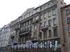 Наб. Мартынова, д. 6. Дом С. В. Ершовой. Фрагмент фасада. Фото декабрь 2009 г.