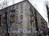 Наб. Мартынова, д. 12. Фасад по Динамовской улице. Фото декабрь 2009 г.