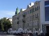 Наб. Мартынова, д. 16. Дом А.К. Ершова. Фасад по набережной. Фото июнь 2010 г.