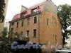 Наб. Мартынова, д. 10. Фасад, обращенный к набережной. Фото сентябрь 2010 г.