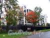 Наб. Мартынова, д. 62. Элитный жилой комплекс «Дом у Моря». Корпуса. Фото сентябрь 2010 г.