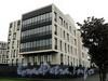 Наб. Мартынова, д. 74. Элитный жилой комплекс «Дом у Моря». Корпуса. Фото сентябрь 2010 г.