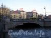 Наб. реки Карповки, д. 21. Вид дома от Силина моста. Фото 2006 г.