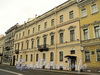 Наб. Кутузова, д. 14. Дом С.П. Неклюдова. Фасад здания. Фото сентябрь 2010 г.