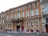 Наб. Кутузова, д. 26. Фасад здания. Фото сентябрь 2010 г.