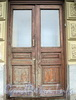 Наб. Кутузова, д. 18. Входная дверь. Фото сентябрь 2010 г.