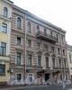 Наб. Кутузова, д. 34. Фасад здания. Фото сентябрь 2010 г.