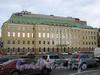 Пироговская наб., д. 9. Общий вид. Фото октябрь 2010 г.