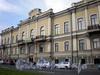 Пироговская наб., д. 17. Фасад здания. Фото июль 2009 г.