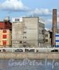 Пироговская наб., д. 17, лит. Б. Производственное здание. Общий вид. Фото апрель 2010 г.