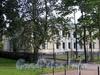 Песочная наб., д. 10. Особняк М. А. Новинской и B. А. Засецкой. Общий вид. Фото сентябрь 2010 г.
