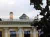 Песочная наб., д. 10. Купол. Фото сентябрь 2010 г.