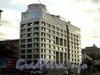 Песочная наб., д. 18. Элитный жилой комплекс. Общий вид. Фото сентябрь 2010 г.