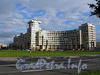Песочная наб., д. 40.жилой комплекс «OMEGA-HOUSE». Общий вид. Фото сентябрь 2010 г.