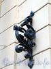Петровская наб., д. 2 (дворовый корпус). Флагшток. Фото октябрь 2010 г.