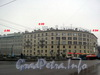 наб. Обводного канала, д. 98 / Московский проспект, дом 62. Общий вид жилого дома. Фото 2005 г.