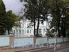 Наб. реки Крестовки, д. 2. Южный фасад. Фото сентябрь 2010 г.
