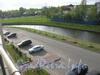 Песочная наб., д. 40. Вид на реку Карповку. Фото 2010 г.