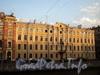 Наб. реки Мойки, д. 62 / пер. Гривцова, д. 2. Фасад по набережной. Фото август 2010 г.