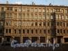 Наб. реки Мойки, д. 64 / пер. Гривцова, д. 1. Фрагмент фасада по набережной. Фото август 2010 г.