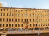 Наб. реки Мойки, д. 66 / пер. Антоненко, д. 2. Фасад по набережной. Фото август 2010 г.