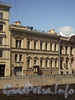 Наб. реки Мойки, д. 67-69. Фасад здания. Вид с Красного моста. Фото июнь 2010 г.