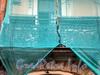 Наб. реки Мойки, д. 79. Ограждение балкона. Фото август 2010 г.