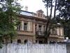 Наб. Малой Невки, д. 4. Фасад главного корпуса. Фото сентябрь 2010 г.