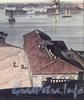 Panoramic View of St. Petersbourg... by his much obliged humble Servant J. A. Atkinson. [1805—1807]. Акварель. «Государственный университет в пространстве и времени» СПб, 2004 г., стр. 117