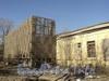 Свердловская наб., д. 22. Бывшая дача Д. Н. Дурново. Общий вид главного корпуса. Фото апрель 2011 г.