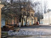 Наб. Малой Невки, д. 1. Комплекс Каменноостровского дворца. Трубный корпус. Фото апрель 2011 г.