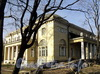Наб. Малой Невки, д. 11. Общий вид. Фото апрель 2011 г.