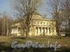 Наб. Малой Невки, д. 11. Общий вид с западной стороны. Фото апрель 2011 г.