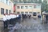 Наб. Обводного канала, д. 205. Открытие 77-го отдела полиции после ремонта. Фото с сайта gov.spb.ru