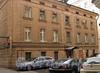 Наб. Робеспьера, д. 22 (дворовый корпус). Общий вид. Фото ноябрь 2011 г.
